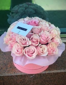 Original box with roses | Flowers for Holiday